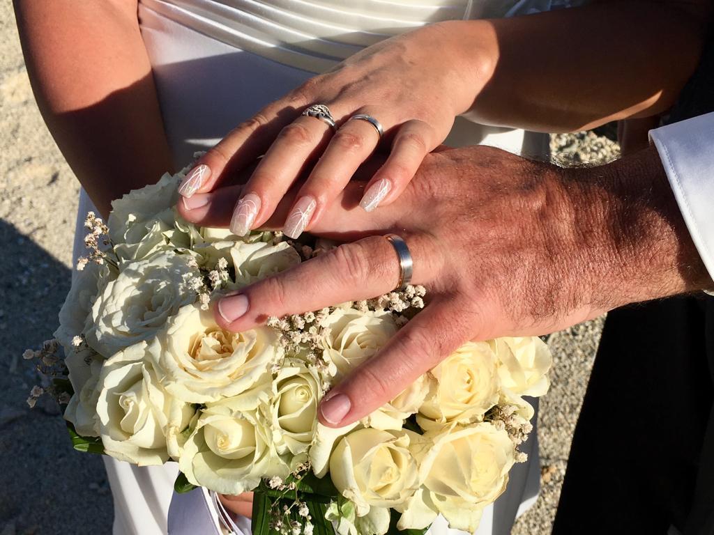 getting married in Mauritius, Kammerer, Ringaustausch